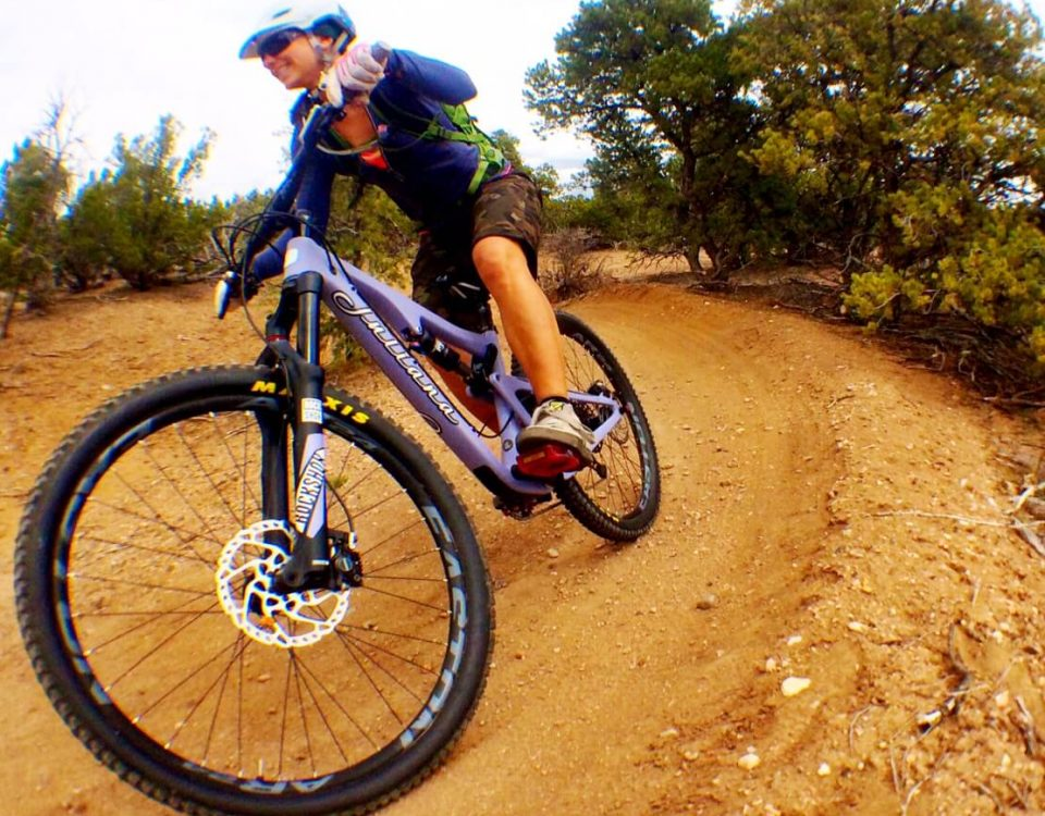 Mountain Biking in Santa Fe
