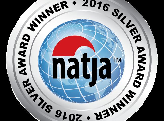 Silver Award Winner Seal from NATJA