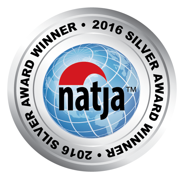 Silver Award Winner Seal from NATJA