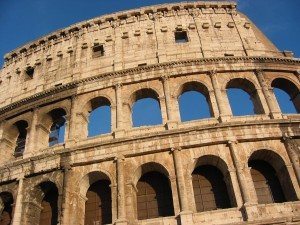 Colosseum-Side-View