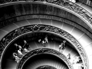Davinci-Staircase