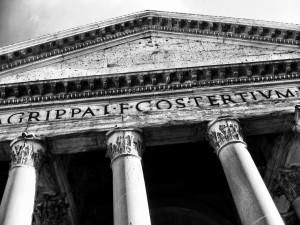 Pantheon-Columns