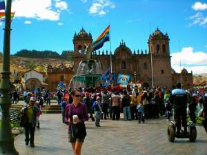 Peru-Cusco-Square